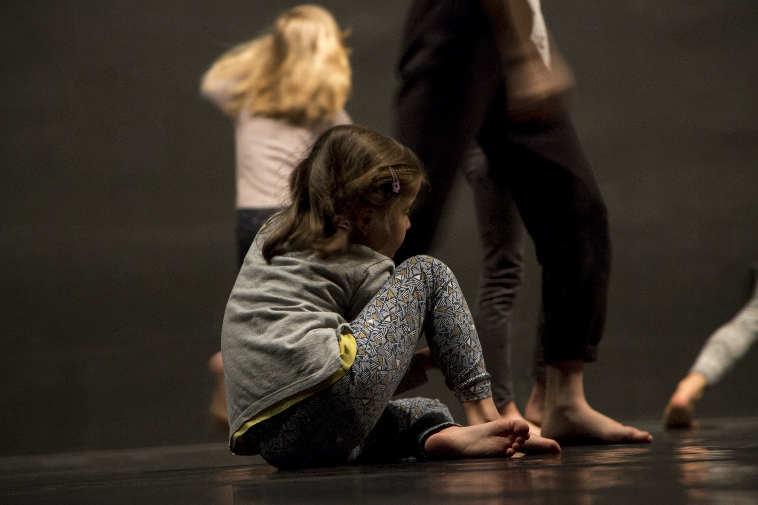 Stage danse 5-12 ans